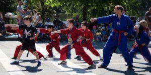 Yuen's Family Martial Arts Programs in Coquitlam
