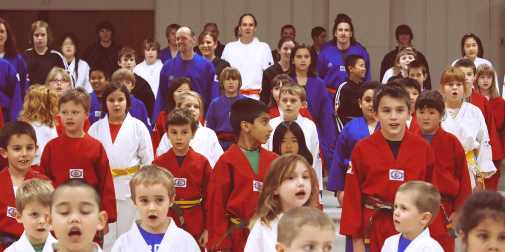 Coquitlam Martial Arts for the whole family!