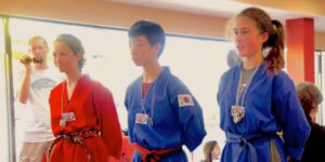 Yuen's Teen Martial Arts